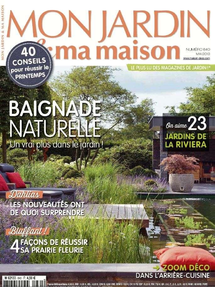 Mon Jardin & Ma Maison N°640 Mai 2013