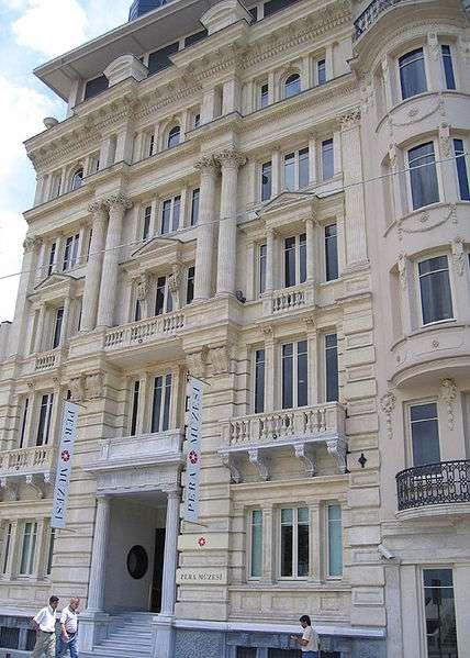Pera Müzesi | 2005 Yılında Suna Ve İnan Kıraç Vakfı Tarafından Kurulan İstanbul – Tepebaş