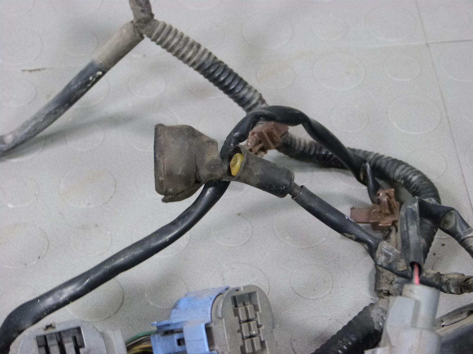 Honda civic ex obd sohc vtec d y engine wire
