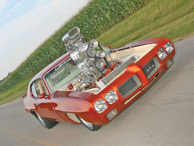 1968 Pontiac GTO Judge
