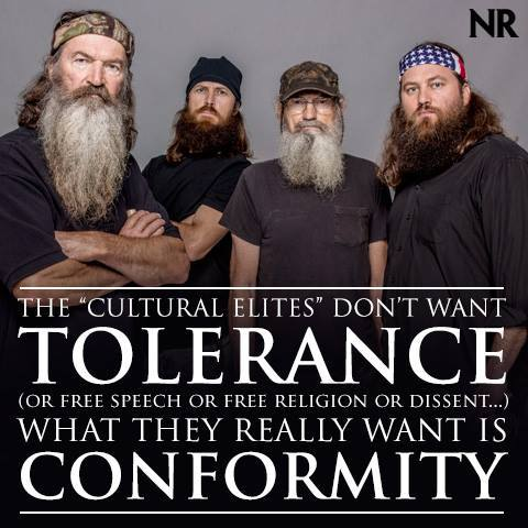 Tolerance and Conformity