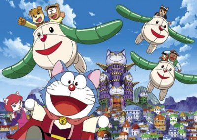 Doraemon - Nobita in the Wan-nyan Spacetime Odyssey