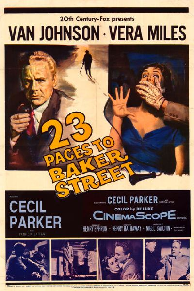 23pacestobakerstreetgc1 Henry Hathaway   23 Paces to Baker Street (1956)