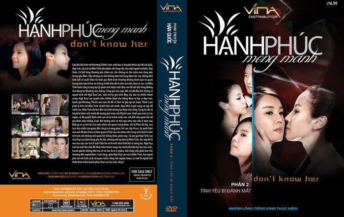 Hạnh Phúc Mong Manh - Don't Know Her SBS 2011