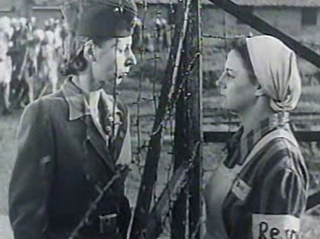 lau1t Wanda Jakubowska   Ostatni etap aka The Last Stage (1948)