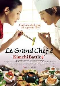 Cuộc Chiến Kimchi
