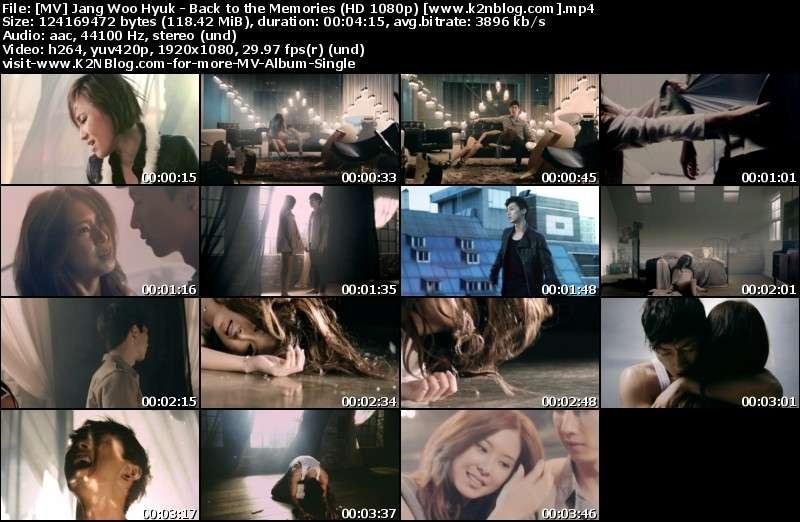 Jang Woo Hyuk - Back to the Memories MV